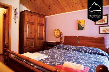 Camera Matrimoniale Chalet Fernanda Spiazzi di Gromo