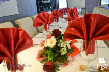 Sala Pranzo Hotel Castello Centri Spa Lovere