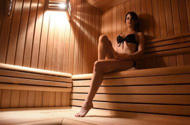 Sauna Hotel Castello Centri Spa Lovere