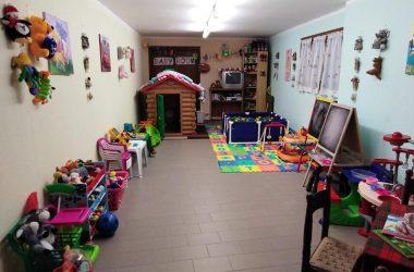 Area Bimbi Hotel Residence La Rosa - Castione della Presolana