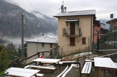 Area esterna Rifugio Escursionistico La Valle Del Drago - Roncobello
