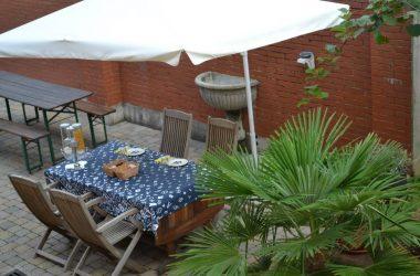 Area relax B&B Giramondo Italia - Bergamo città