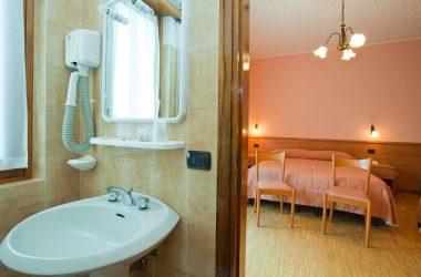 Camere Hotel Migliorati - Castione della Presolana