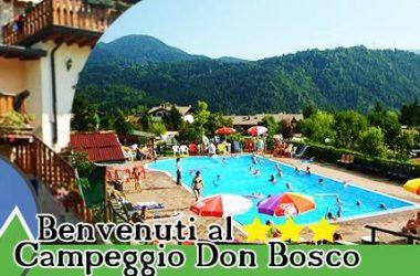 Campeggio Don Bosco - Onore
