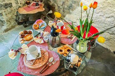 Colazione Il Roccolino Casa Vacanza - Sant'Omobono Terme