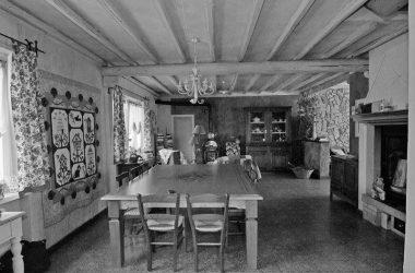 Cucina B&B A Casa di LU Leffe