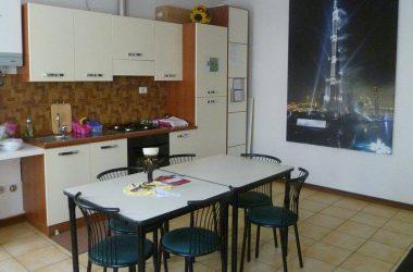 Cucina B&B Al Grattacielo Alzano Lombardo