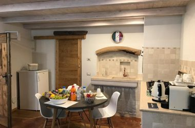 Cucina Piccola Corte B&B - Rovetta