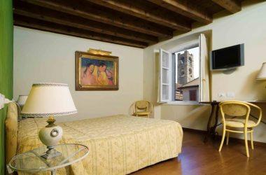 Dove dormire Hotel Piazza Vecchia - Bergamo