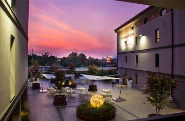 Esterno Hotel Borgo Brianteo - Ponte San Pietro