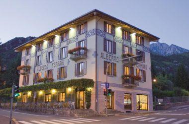 Hotel Ferrari di Castione della Presolana