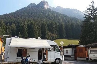 Il Campeggio Patrice - Castione della Presolana