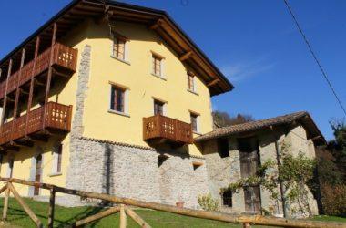 Il Posto delle Fragole Agriturismo - San Giovanni Bianco Bergamo