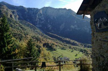 Panorama Rifugio Escursionistico La Valle Del Drago - Roncobello