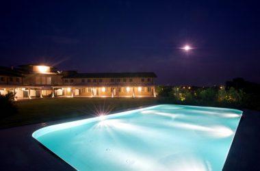 Piscina Gold Motel Hotel - Calcinate
