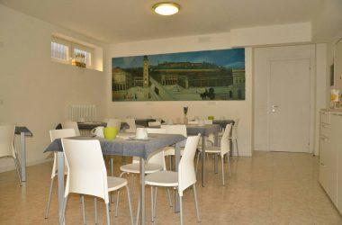 Sala colazione B&B Bonomelli - Bergamo