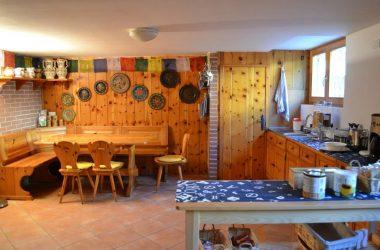 Sala colazione B&B Giramondo Italia - Bergamo città
