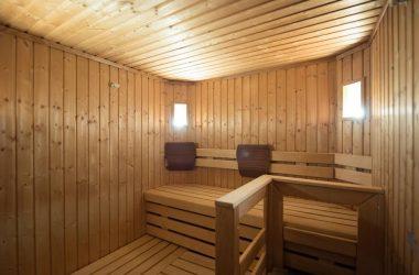 Sauna T'AMI Hotel SPA - Selvino
